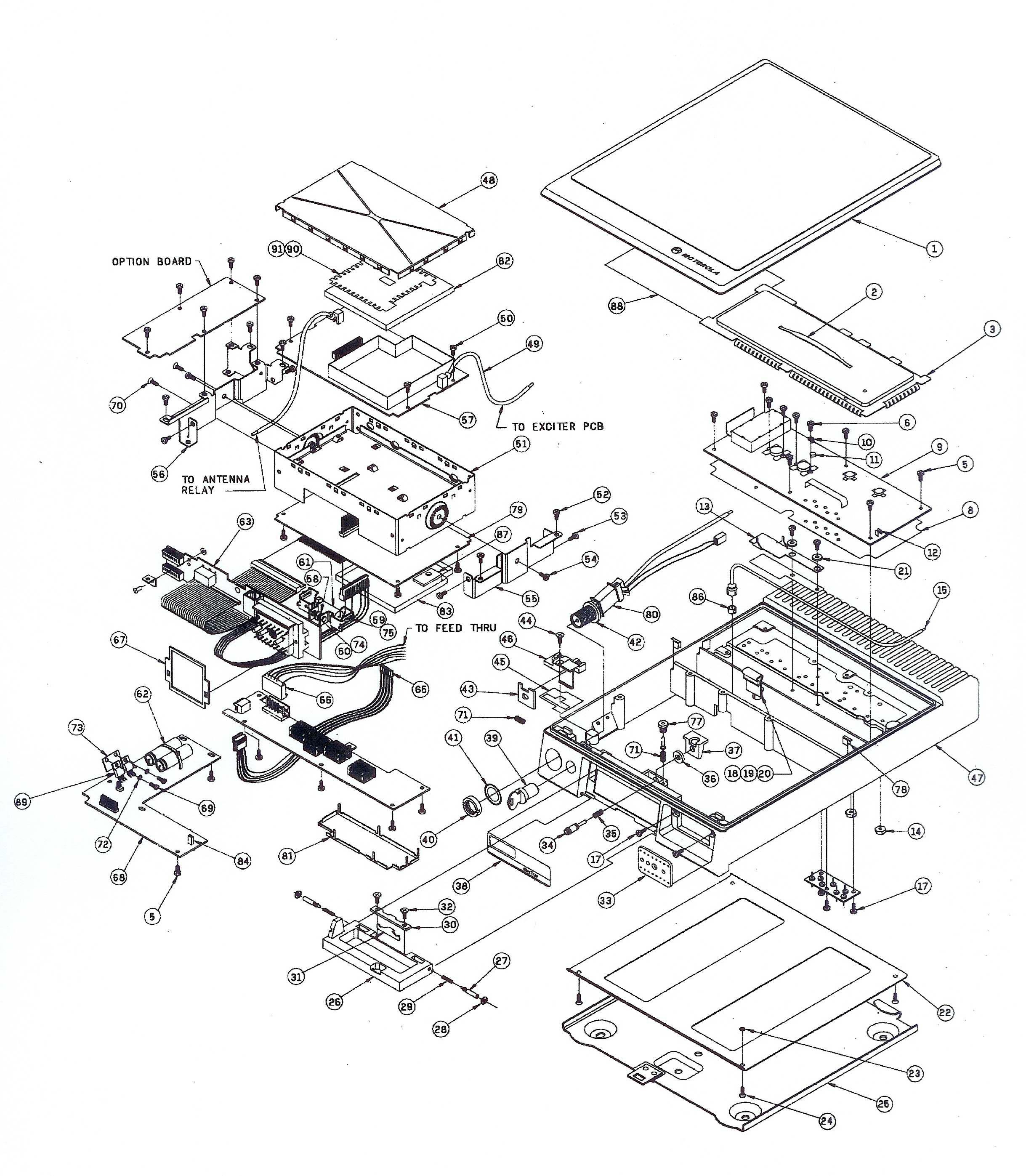 Motorola Cdm1250 Wiring Diagram Maratrac